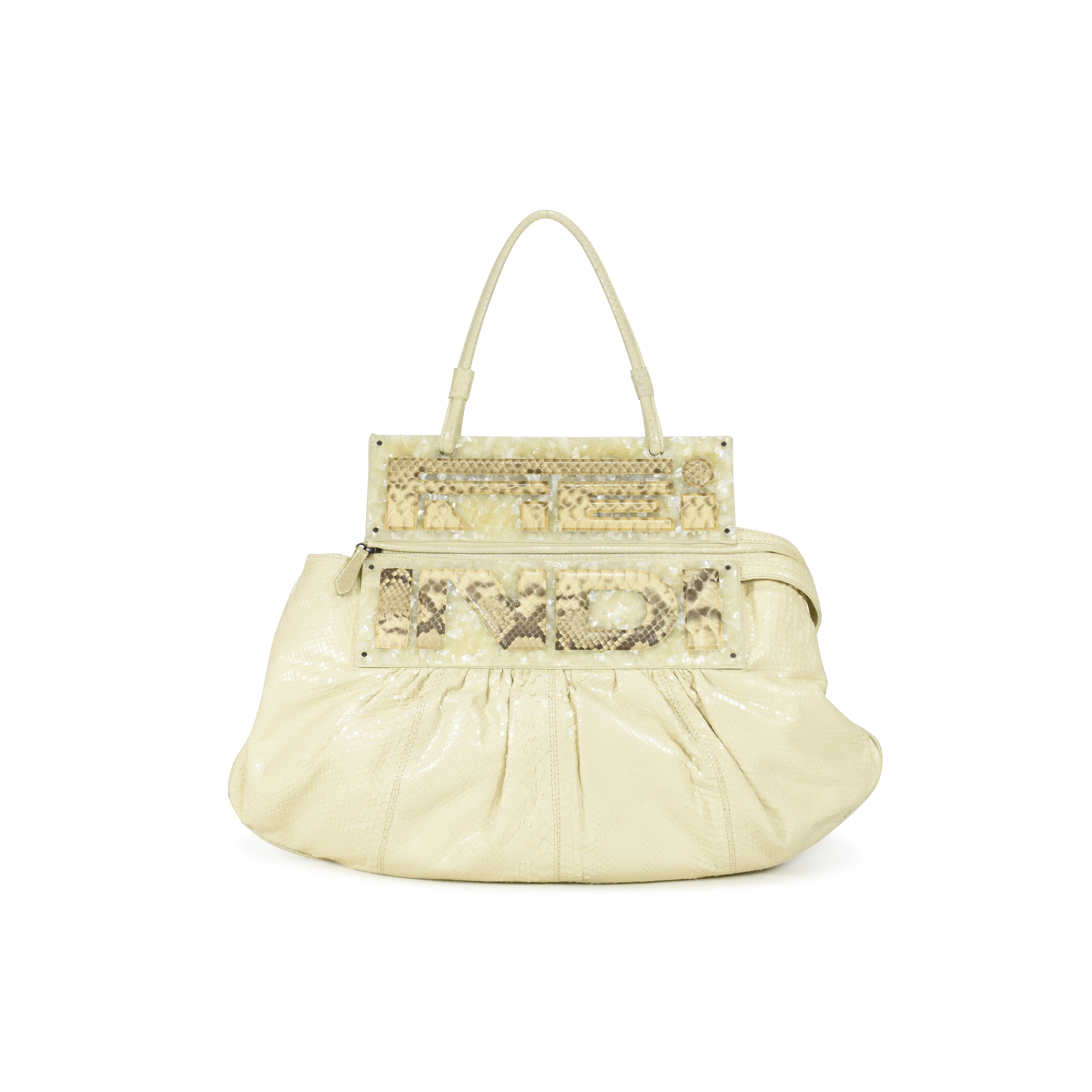 f2534e60a27b Authentic Second Hand Fendi To You Convertible Bag (PSS-384-00023 ...