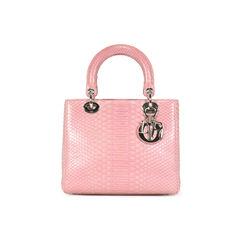 Python Lady Dior Bag