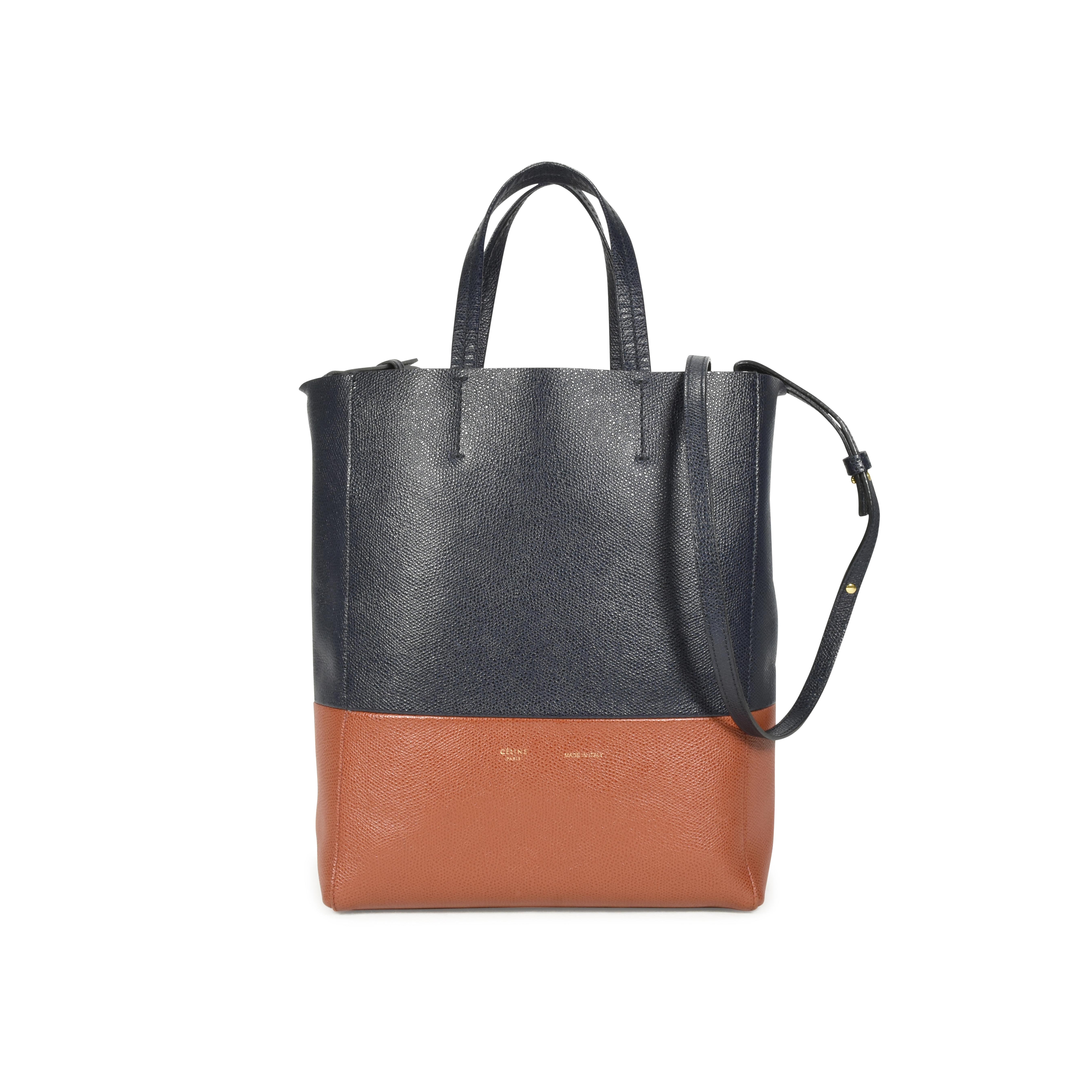 Authentic Second Hand Céline Small Vertical Cabas Tote Bag (PSS-139-00029)   e119693d7164a