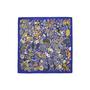 Hermes Fleurs Et Papillons De Tissus Scarf - Thumbnail 0