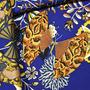 Hermes Fleurs Et Papillons De Tissus Scarf - Thumbnail 4