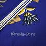 Hermes Fleurs Et Papillons De Tissus Scarf - Thumbnail 6