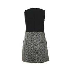 Carven lace trimmed dress 2?1503991786