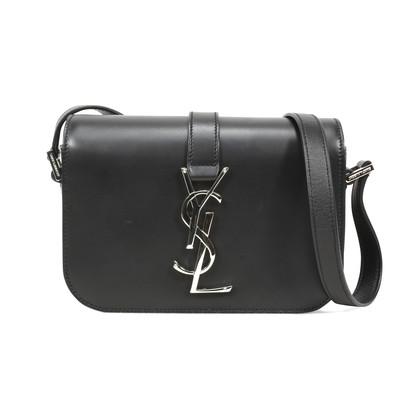 Saint Laurent Monogram Universite Small Flap Bag
