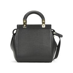 Givenchy hdg top handle mini leather crossbody bag black 2?1504519780