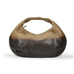 Intrecciato Large Ombre Hobo Bag