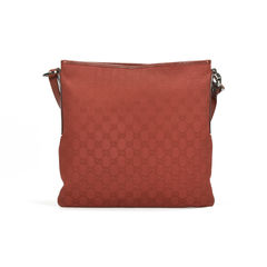 Gucci red monogram shoulder bag 2?1504587700