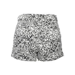 Dkny abstract printed shorts 2?1504587866