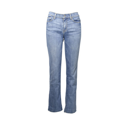 Authentic Second Hand 7 for all Mankind Straight Leg Jeans (PSS-371-00020)