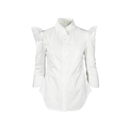 Authentic Second Hand Yohji Yamamoto Button-Down Shirt (PSS-371-00019)