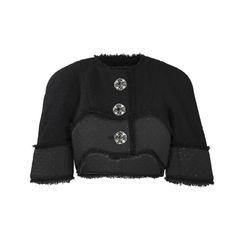 Tweed Bolero