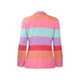 Chanel Rainbow Stripe Tweed Jacket - Thumbnail 1