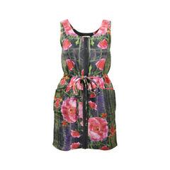 Devi Floral Print Dress