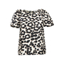 Authentic Second Hand See by Chloe Leopard Print Tunic (PSS-340-00063) - Thumbnail 0