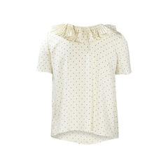 Chloe pleated collar blouse 2?1504679627
