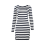 Authentic Second Hand Armani Jeans Stripe Sweater Dress (PSS-375-00020) - Thumbnail 0