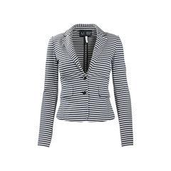 Cotton Stripe Blazer