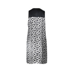 Hugo boss printed silk dress 2?1504774135