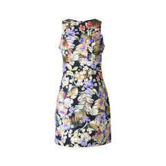 Elona Floral Dress