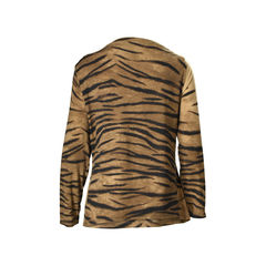 Max mara tiger print top 2?1504775018