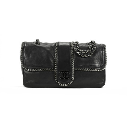 Chanel Lambskin Madison Shoulder Flap Bag