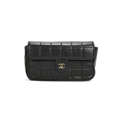Authentic Second Hand Chanel Square Quilt Belt Bag (PSS-200-00985)