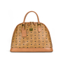 Authentic Second Hand MCM Heritage Bowler Bag (PSS-394-00004) - Thumbnail 0