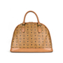 Authentic Second Hand MCM Heritage Bowler Bag (PSS-394-00004) - Thumbnail 1