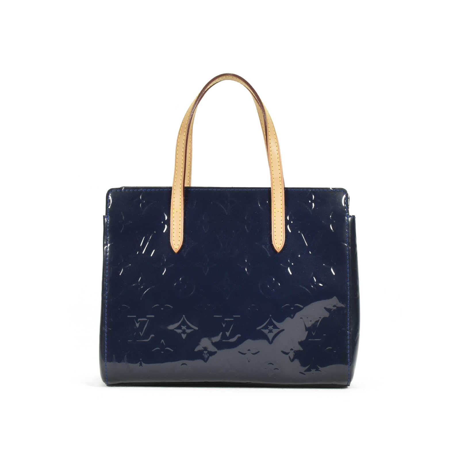 a3c0e1abfe952 ... Authentic Second Hand Louis Vuitton Monogram Vernis Catalina Bag  (PSS-394-00005) ...