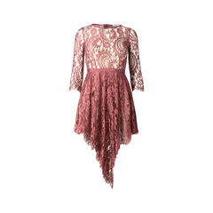 Serpent Lace Dress
