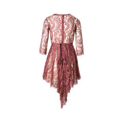 Lover serpent lace dress red 2?1505203104