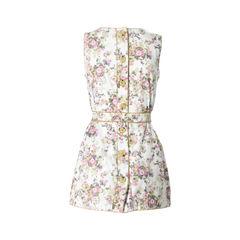 Dolce gabbana floral apron top 2?1505209848