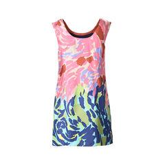 Tibi abstract printed shifted dress 2?1505209910