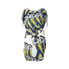 Velvet Kaftan Dress