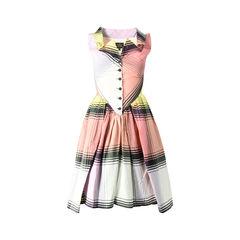 Tartan Sleeveless Dress