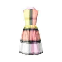 Vivienne westwood anglomania tartan sleeveless dress 2?1505209967