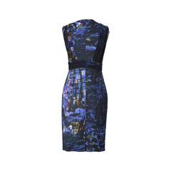 Erdem printed sheath dress 2?1505209988
