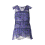 Authentic Second Hand Richard Chai Printed Tiered Top (PSS-370-00052) - Thumbnail 1