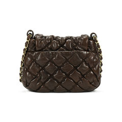 Chanel bubble quilt small hobo flap 2?1505366684