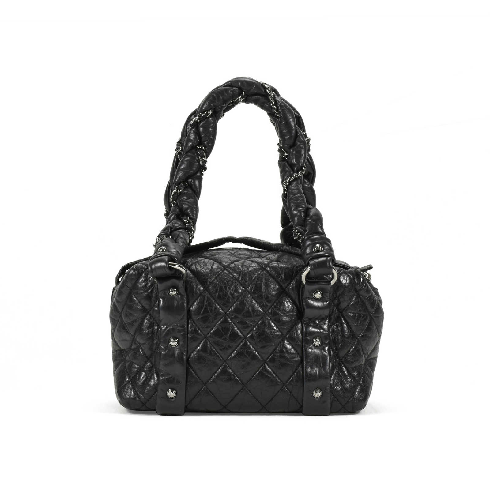7587a22056ae94 ... Authentic Second Hand Chanel Lady Braid Small Tote Bag (PSS-200-00898)  ...