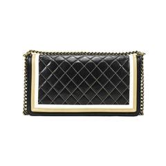 Chanel chateau boy medium flap bag 2?1505366861