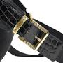 Authentic Pre Owned Gianni Versace Medusa Belt Bag (PSS-200-00890) - Thumbnail 4