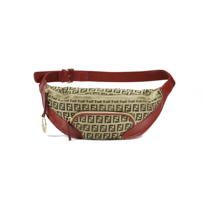 Authentic Second Hand Fendi Pocket Belt Bag (PSS-200-00891)