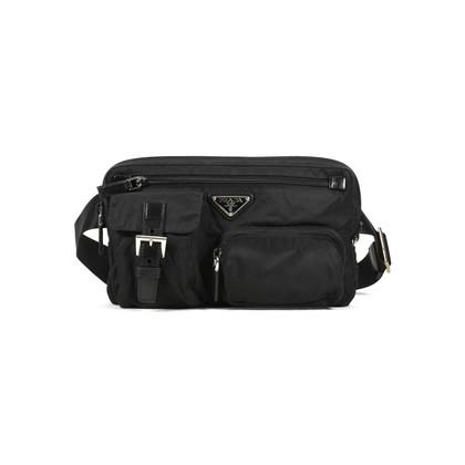 Authentic Pre Owned Prada Nylon Belt Bag (PSS-200-00892)