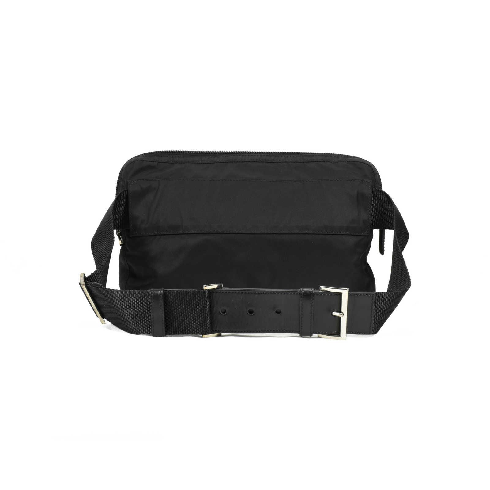 ... Authentic Second Hand Prada Nylon Belt Bag (PSS-200-00892) - Thumbnail  ... d00d5a09ffcc4
