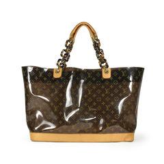 Louis vuitton cabas sac ambre monogram vinyl tote 2?1505449387