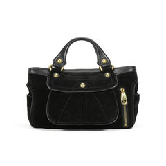 Boogie Suede Handbag
