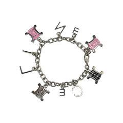 Celine charm bracelet 2?1505704874