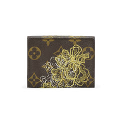 Louis vuitton dentelle monogram ludlow wallet 9