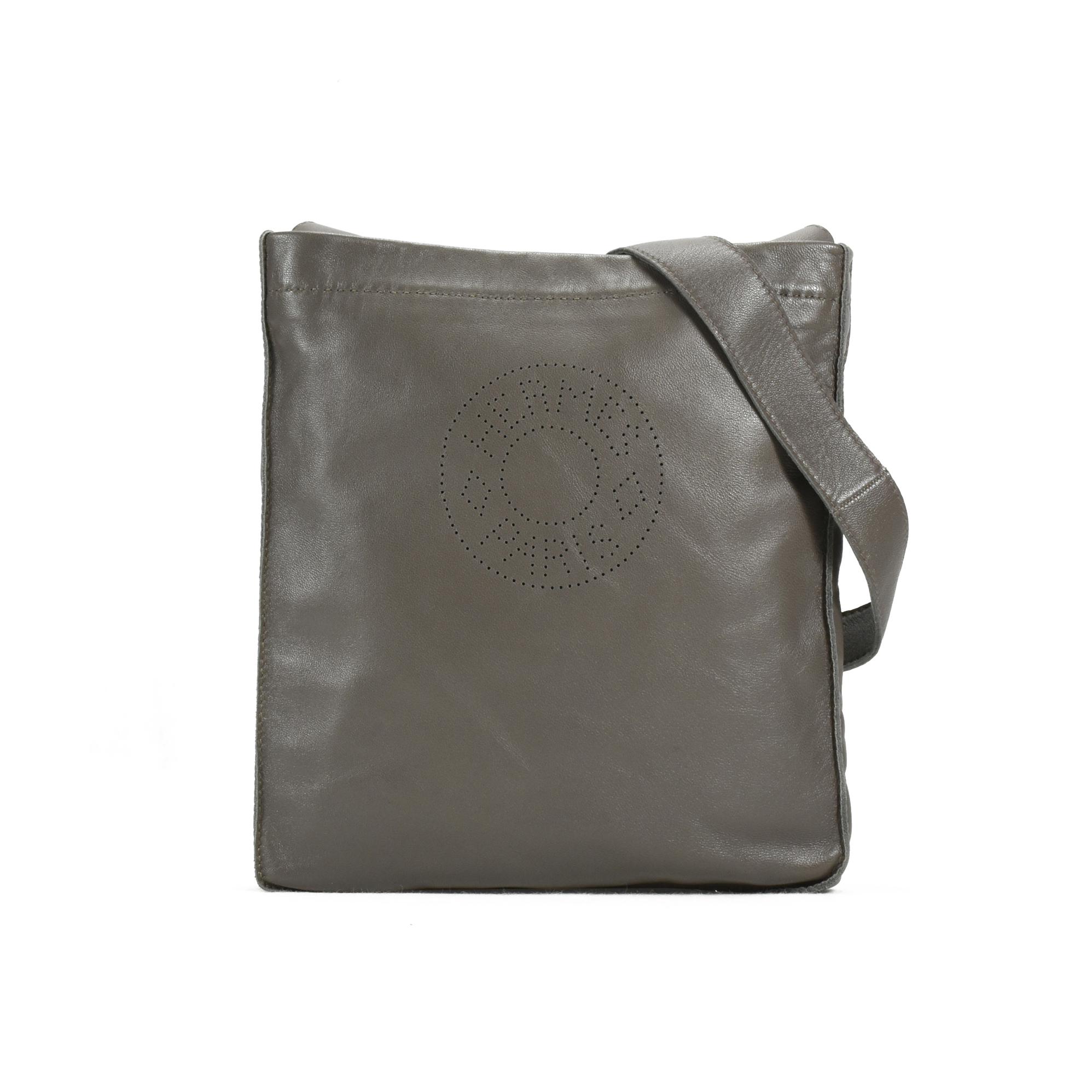 Authentic Pre Owned Hermès Clou De Selle Crossbody Bag (PSS-200-00884)   THE  FIFTH COLLECTION® 2917b0568d